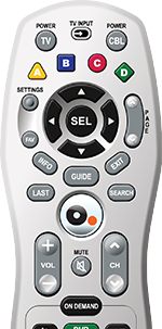 Optimum Program your remote control