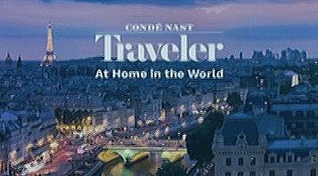 Condé Nast Traveler App on Altice One